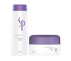 SP Repair Shampoo 250ml & Repair Mask - 200ml