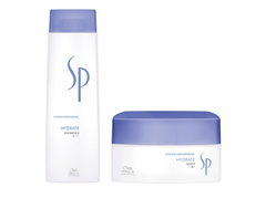 SP Hydrate Shampoo 250ml & Hydrate Mask - 200ml Combo Pack