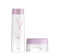 SP Balance Scalp Shampoo 250ml & Balance Scalp Mask - 200ml