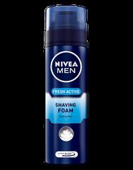 Nivea Men Fresh Active Shaving Foam 200ml
