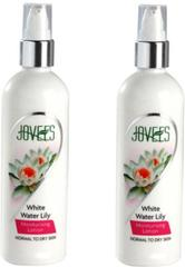 Jovees White Water Lily Moisturising Lotion - 100ml (Pack of 2)