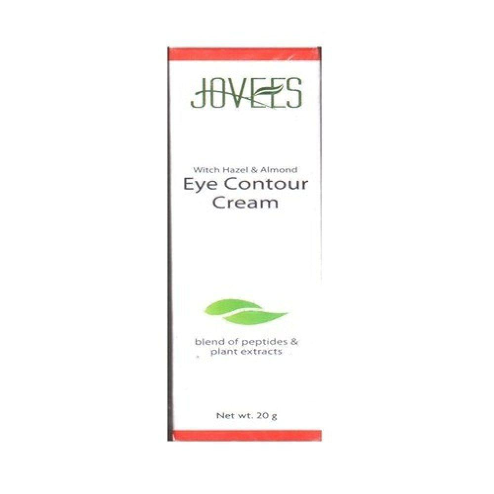 Jovees Eye Contour Cream with Hazel & Almond (20g)