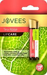 Jovees Lip Care, Tea Rose, 4g