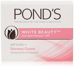 Ponds White Beauty Anti-spot fairness SPF 15 PA++ Fairness Cream, 35g