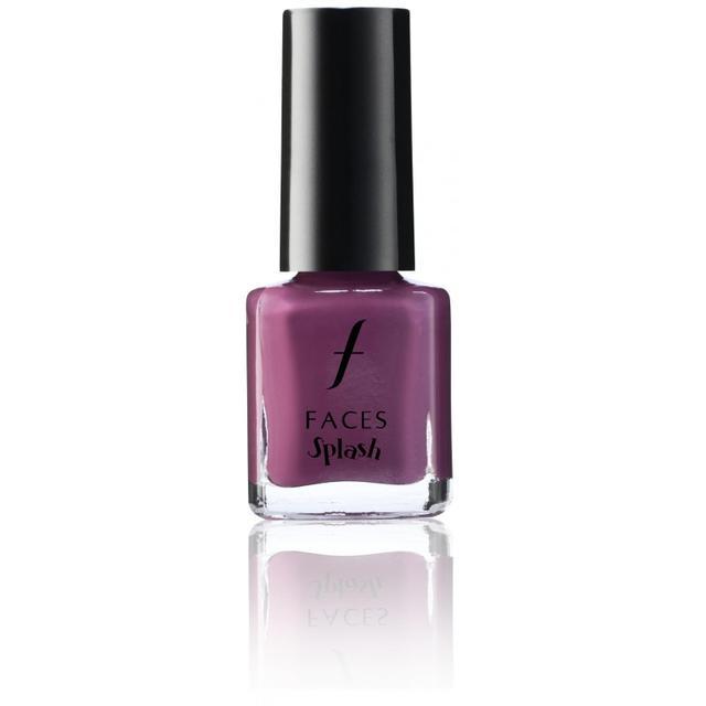 Faces Splash Nail Enamel - Purple Rain