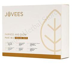 JOVEES FAIRNESS AND GLOW FACIAL VALUE KIT