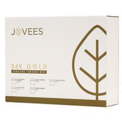 Jovees 24 Carat Gold Facial Value Kit (Big)
