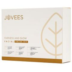 Jovees Mini Fairness and Glow Facial Value Kit (63g)