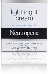 Neutrogena Light Night Cream 63g