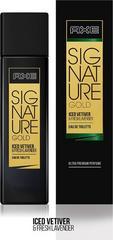 AXE Signature Gold Iced Vetiver & Fresh Lavender Perfume, 80ml
