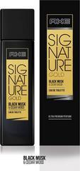AXE Signature Gold Black Musk & Cedar Wood Perfume, 80ml