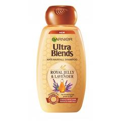 Garnier Ultra Blends Royal Jelly & Lavender Shampoo (340ml)