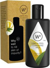 W2 Purifying Lemon Peel Cleansing Milk