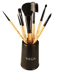 VEGA SET OF 7 MAKE-UP BRUSHES -EVS-07