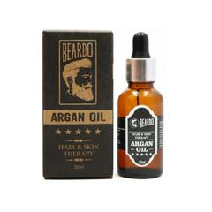 BEARDO ARGAN Hair & Skin Treatment and Therapy Oil  30ml