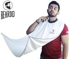 BEARDO Beard Bib - Hair Clippings Catcher & Grooming Apron
