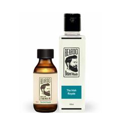 Beardo The Irish Royale Beard Oil  (30ml) & Beard Wash Combo