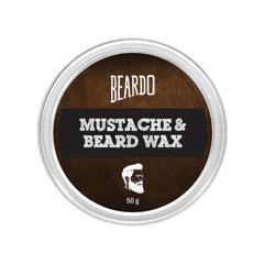 BEARDO Beard & Mustache Wax 50g