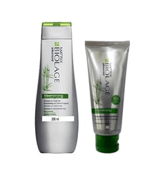 Matrix Biolage Fiberstrong Shampoo 200ML & Conditioner 98G COMBO