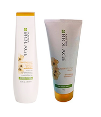 Matrix Biolage Smoothproof Smoothing Shampoo 200ml & Conditioner 98g Combo