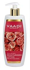 Vaadi Herbals Moisturising Lotion With Pink Rose Extract