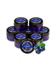 Vaadi Herbals Super Value Pack Of 8 Lip Balm - Blueberry