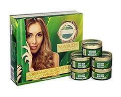 Vaadi Herbals Anti Acne Aloe Vera Facial Kit with Green Tea Extract, 270g