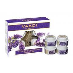 Vaadi Herbals Lavender & Rosemary Spa Facial Kit