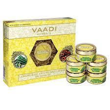 Vaadi Herbals Lemongrass Anti-Pigmentation Spa Facial Kit With Cedarwood Extract 270G