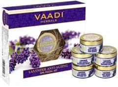 Vaadi Herbals Lavender Anti -Ageing Spa Facial Kit 270GM