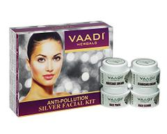 Vaadi Herbals Silver Facial Kit