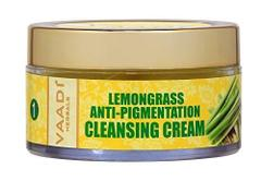 Vaadi Herbals Lemongrass Anti-Pigmentation Cleansing Cream