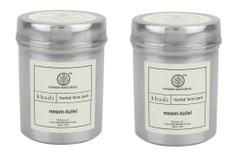 Khadi Neem and Tulsi Face Pack, 50g (Pack of 2)