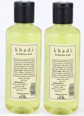 Khadi Herbal Face Wash  (420 ml)