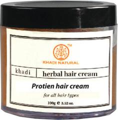 Khadi Natural Herbal Protien Hair Cream  (100 g)