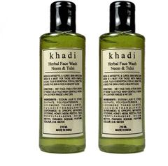 Khadi Natural Neem & Tulsi Face Wash (Set of 2)