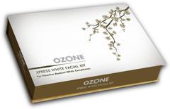 Ozone Ayurvedics Xpress White Facial Kit