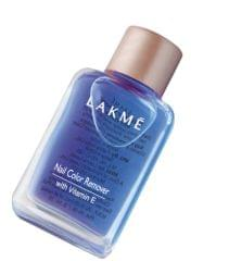 Lakme Nail Colour Remover with Vitamin E