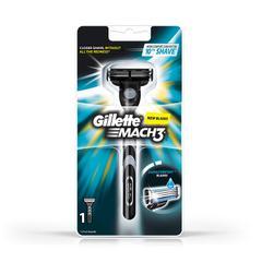 Gillette Mach3 New Blade Razor - 1 Count