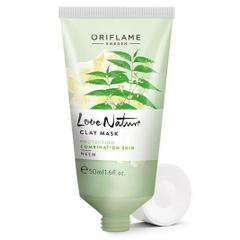 Oriflame Love Nature Clay Mask Neem