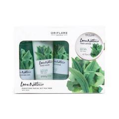 Oriflame Love Nature Facial Kit Tea Tree