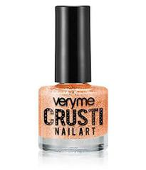 Oriflame Very Me Crusti Nail Art,orange