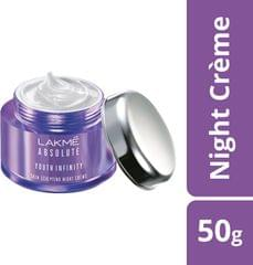 Lakme Absolute Youth Infinity Skin Sculpting Night Creme  (50 g)