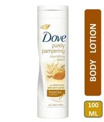 Dove Indulgent Nourishing Body Lotion With Shea Butter