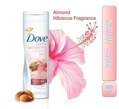 Dove Purely Pampering Almond Body Lotion