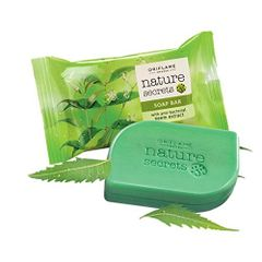 Oriflame Nature Secrets Soap Bar with anti-bacterial Neem extract