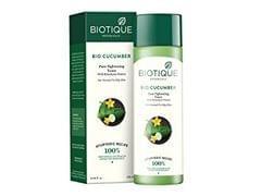 Biotique Bio Cucumber Pore Tightening Toner