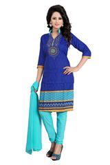 Rama Color Printed Dress Materials