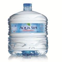 AQUA SIPI DRINKING WATER-20 L WITH ADDED MINERALS