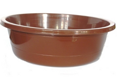 "MUKWANO PLASTIC BASIN - 18"" SPECIAL"